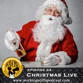 Episode 24: Christmas Live!