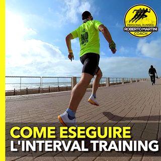 RUNNING: INTERVAL TRAINING nel dettaglio - Ripetute Corsa