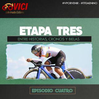 EP4: Entre Historias, Cronos Y Bielas