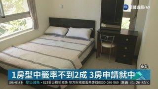 21:26 林口世大運社宅 最低租金6千搶手! ( 2018-09-13 )