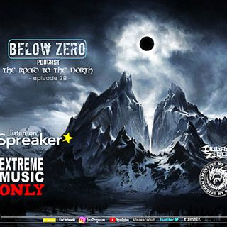 BELOW ZERO - THE ROAD TO THE NORTH