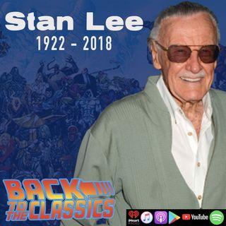 EXCELSIOR! RIP Stan Lee