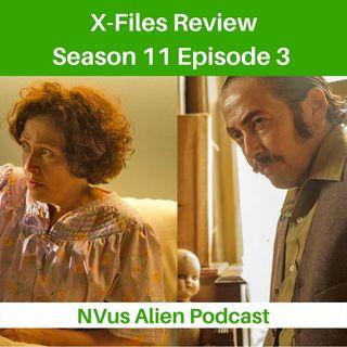 TV Review: X-Files Season 11, Ep 3 - Plus One