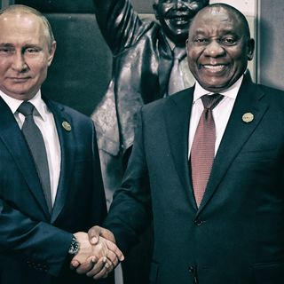 Mother Russia is Africa's New Patron:  Autocracies & Commodities