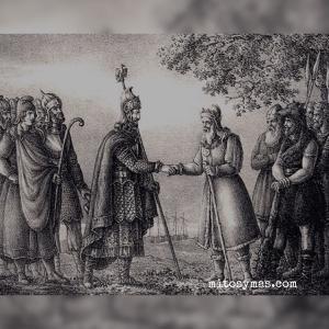 De dioses y hombres: Odín, Gefjun y Gylfi. Mitología Nórdica Pt 5.