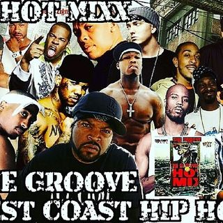 HOT MIXX THE GROOVE THIS IS THE WEST
