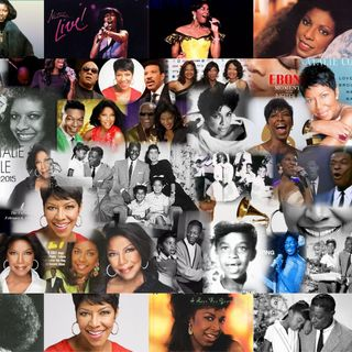 """Natalie Cole """"The Unforgettable Musical Journey"""" {On iHeartRadio Podcast}"""