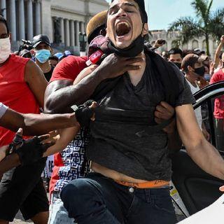 En Cuba, se extendieron las protestas contra el gobierno en 15 ciudades