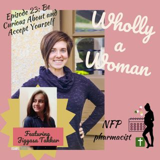 Episode 23: Be Curious About and Accept Yourself - Interview with Jigyasa Takkar