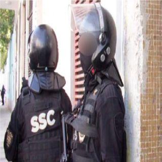 Detienen a nueve, en operativo contra narcomenudeo en Benito Juárez