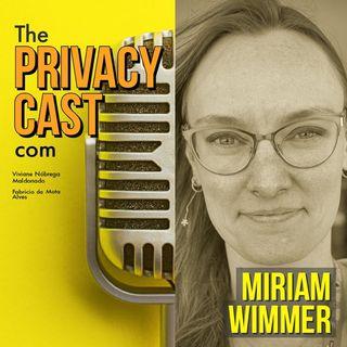 Entrevista com Miriam Wimmer, PhD, CIPP/E, Diretora de Serviços de Telecomunicações @ MCTIC