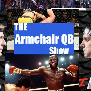 The Armchair QB Episode 7: Clubber Lang, UFC PTSD, & Our Favorite Classic Video Games