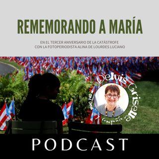 Rememorando la experiencia del huracan Maria