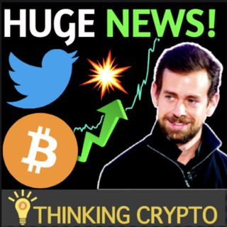 Twitter To Put Bitcoin On It's Balance Sheet & MasterCard Launching Crypto Payments - Russia Doubling Down On Bitcoin Mining