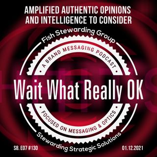 Amplified authentic opinions and intelligence to consider.