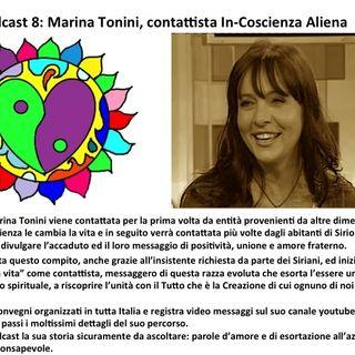 Ep.08 Marina Tonini - Contattista SirioB