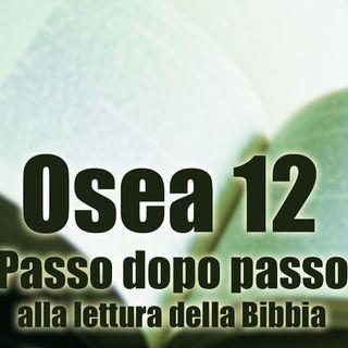 Osea 12