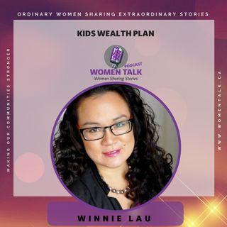 Kids Wealth Plan with Winnie Lau
