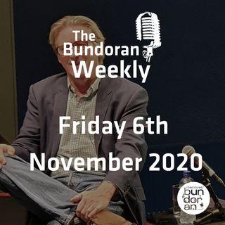 112 - The Bundoran Weekly - Friday 6th November 2020