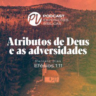 Atributos de Deus e as adversidades -  Marcelo Dias - Efésios 1:11