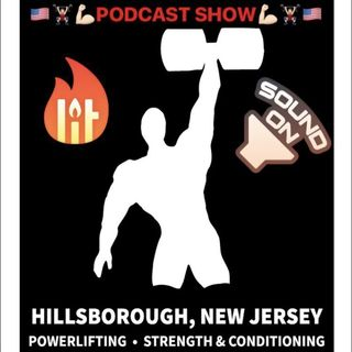 Episode 11: Special Guest Retired Pro Strongman Walt Gogula Joins The Show