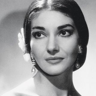 Maria Callas: radioviaggio