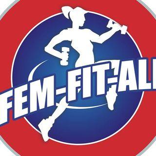 Positive Thinking: Fem-Fit-All w/ IFBB pro's Jami DeBernard & Jessica James