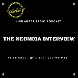 The Neondia Interview.