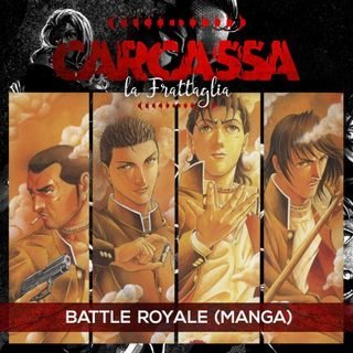 la Frattaglia - Battle Royale, il manga (Jack Kawaii Burton)
