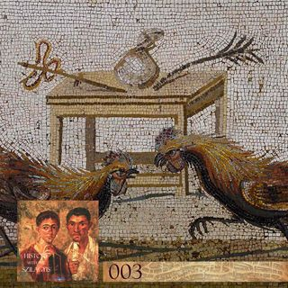 HwtS: 003: Rome's Sacred Chickens
