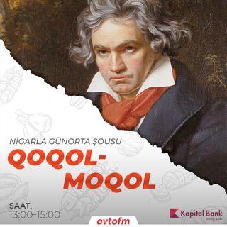 Ludwig van Beethoven-in ən sevdiyi yeməklər | Qoqol-moqol #26