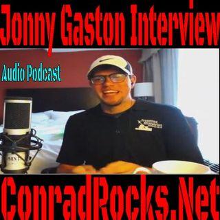 Jonny Gaston Testimony -  Ministry Interview