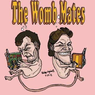 The Womb Mates #20- Giraffes on Horseback Salad!