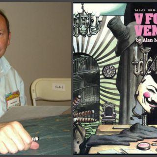 [Entrevista] David Lloyd co-creador de V de Vendetta