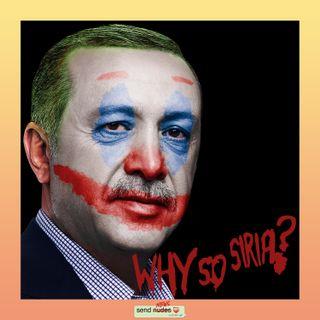 Why so Siria?