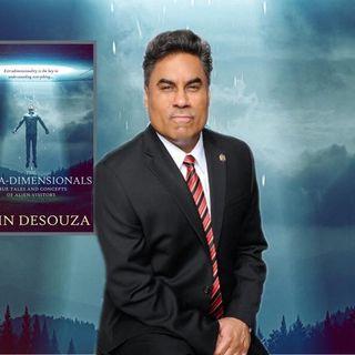 Top Secret News Radio Show Nov 9th 2017 Guest John De Souza
