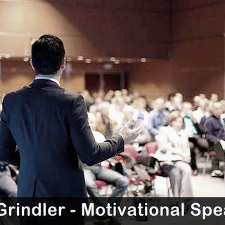 Uzi Grindler Motivational Speaker