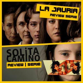 La Jauria y Solita Camino | Review series chilenas | 7 de marzo