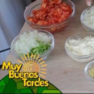 """""""Muy Buenas Tardes"""" Nov 8/18"""