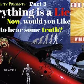 Mark Devlin on FreakSense TV; Everything You Know is a Lie, And Would You Like To Hear Some Truth?