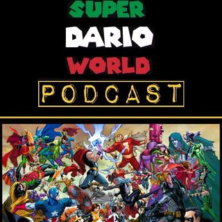 SDW - Ep. 10: The Superhero Draft