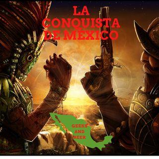 # Geeks and Beers -La conquista de México (ft. Victor Rangel)