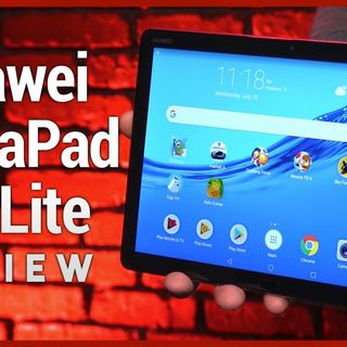 Hands-On Tech: Huawei MediaPad M5 lite Review