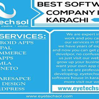 Eyetech sol website development company