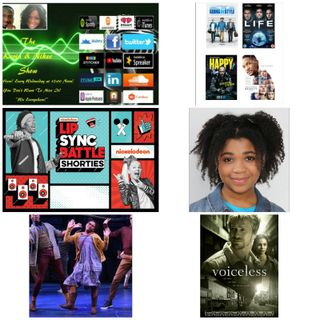 The Kevin & Nikee Show - Camiel Warren-Taylor - Multi Talented SAG Actress, Singer, Tap Dancer, Pianist, American, SAG Member, EMC Candidate