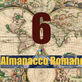 Almanacco romano - 6 giugno