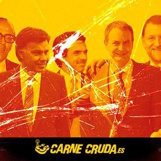 Carne Cruda - Daniel Bernabé, la crisis del Régimen del 78 (#784)