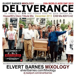 DELIVERANCE World AIDS Day 2013 Mix