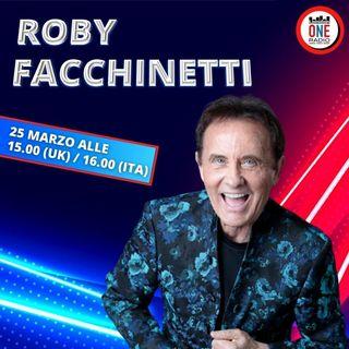 """Roby Facchinetti si racconta presentando """"Cosa lascio di me"""""""