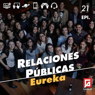 Relaciones públicas con Poncho Loera de Eureka.